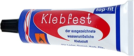 3 x KLEBFEST GLUE 30g-Extra Sterke Schoenreparatie Contactlijm voor Leer/Rubber