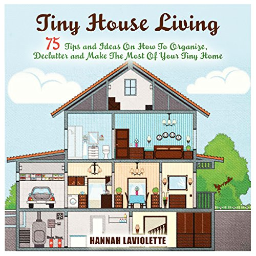 Tiny House Living audiobook cover art