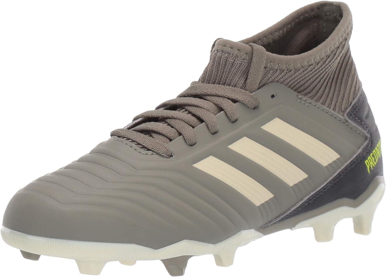 adidas Predator 19.3 Boy's Firm Ground Soccer Shoe