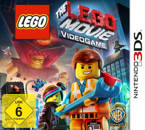 The LEGO Movie Videogame - [Nintendo 3DS]