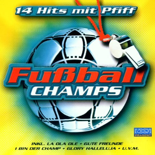 Fussball Champs-14 Hits