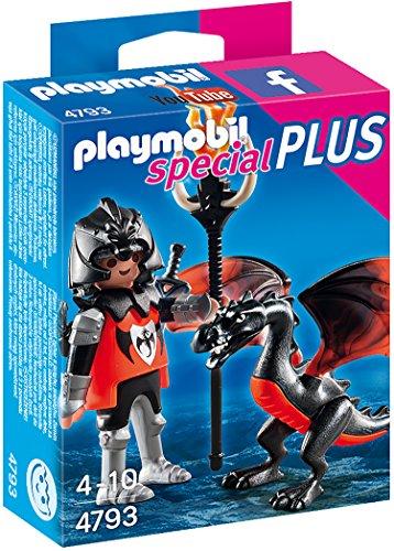 Playmobil 4793 -  Caballero con dragón