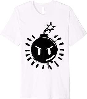 Scott Pilgrim Vs. The World Sex Bob Omb Bomb Logo Premium T-Shirt