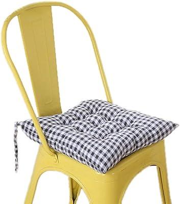 背もたれクッション 椅子 Y- クッション 座布団 ふわふわ 低反発クッション 40*40*2 滑り止め あったか座椅子 パーソナルチェア 可愛い おしゃれ家庭用 オフィス用 寝室用