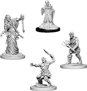 Dungeons & Dragons Nolzur's Marvelous Unpainted Miniatures Bundle: Green Hag & Night Hag W6 + Nameless One W6