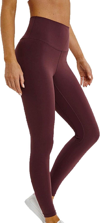 Yoga Hose Sport Leggings Frauen, Hocke Proof Nackt-Feel