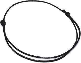 Black bracelet unisex free size f3