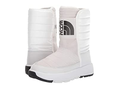 The North Face Ozone Park Winter Pull-On Boot (TNF White/TNF White) Women