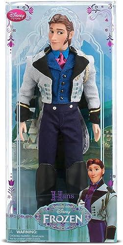Disney Frozen   Die Eisk gin - Hans Puppe - original Disne30cm (USA Import)