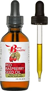 Best red raspberry seed oil spf Reviews