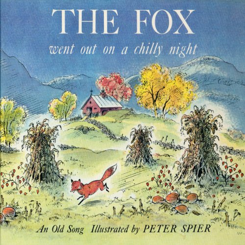 The Fox Went Out on a Chilly Night cover art