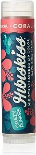 HibisKiss, 100% NATURALE Tinta per le labbra, CORALLO, 2,5 g– Crazy Rumors.
