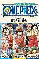 One Piece (Omnibus Edition), Vol. 13: Includes vols. 37, 38 & 39 (13)