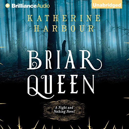 Briar Queen audiobook cover art