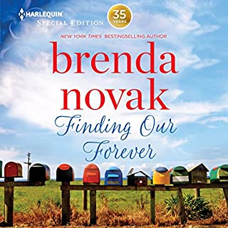 Finding Our Forever audiobook cover art