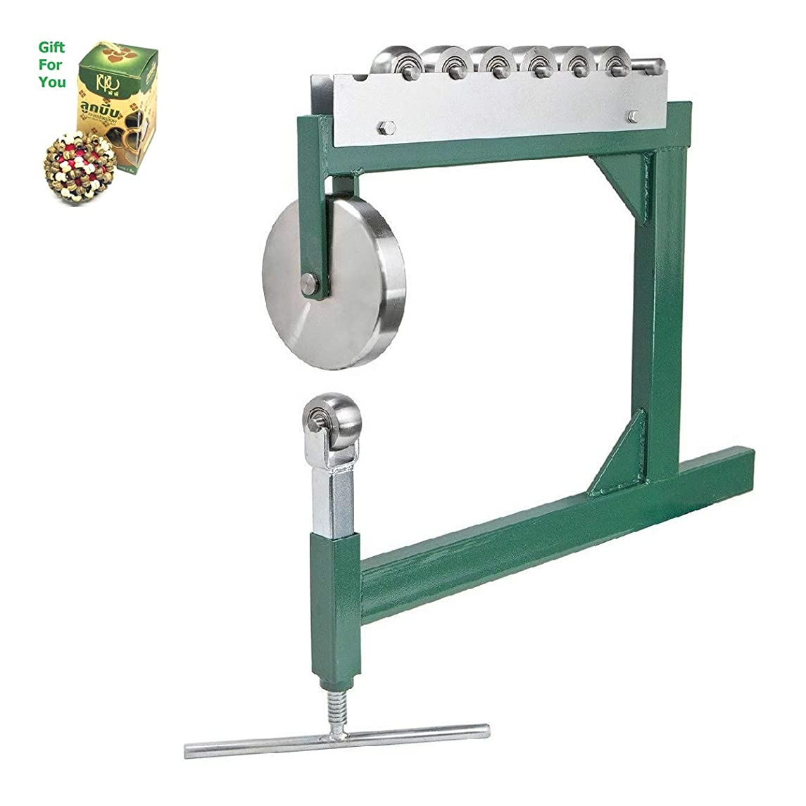 English Shaping Wheel Sturdy Workbench Sheet Metal Sharper Benchtop Machine HD By SpiritOne + GIFT Coconut Shell Massage Ball