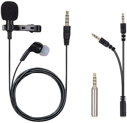 USB Microfono, iGOKU Clip Mini Microfono a Condensatore Con Supporto Audio Per Computer PC Mac Laptop Skype Chiacchiera Canto Karaoke Youtube - Trova i prezzi più bassi