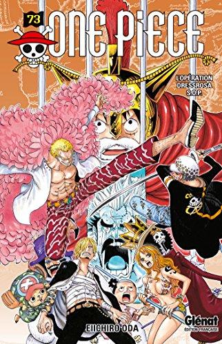 One Piece - Édition originale - Tome 73: L'opération Dressrosa S.O.P.