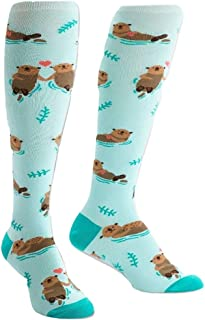 Sock It To Me, Women's Knee High, Ocean Animal Socks