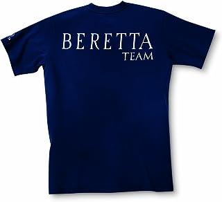 Beretta Hombres Camiseta del Equipo Oficial de Disparo