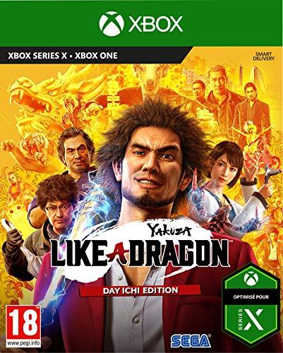Yakuza Like A Dragon Day ICHI Edition - Version Xbox Series X incluse