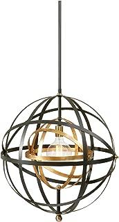 Uttermost 22038 Rondure 1 Light Sphere Pendant