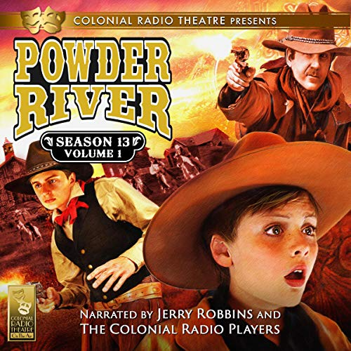 Powder River Season 13 Vol. 1 cover art