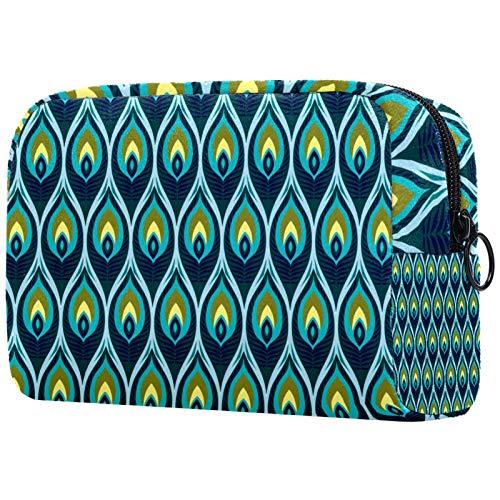 Bolsa de maquillaje personalizada para brochas de maquillaje portátil para mujer, bolso de mano, organizador de viaje, organizador de cosméticos