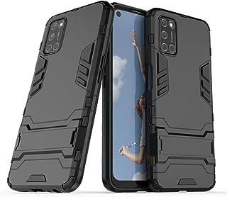 nh Xiaomi Mi Poco F2 Pro Case, Slim Thin Horizontal Kickstand + [Tempered Glass Screen Protector 2 Pack] Drop Protection F...