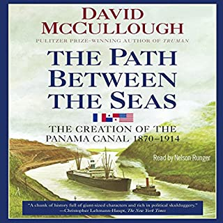 The Path Between the Seas cover art
