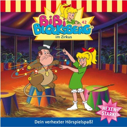 Bibi im Zirkus cover art