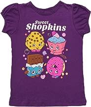 Shopkins Sweet Treat Purple Toddler T-Shirt