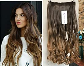 brown ombre extensions