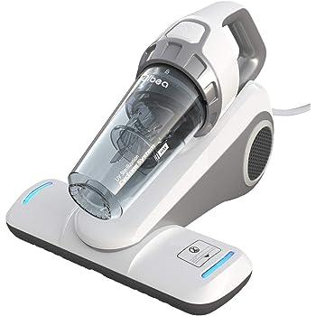 Dibea UV Aspirador de colchón 10000Pa 300W Potente con Cable de 4,5 m Sistema de ciclón sin Bolsa Filtro Hepa Contenedor de Polvo de 400 ML Alergia Sofá Cama UV-10: Amazon.es: Hogar