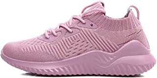 SKLT Lightweight Ladies Sock Shoes Unisex Sneakers Pink Women Trainers Men Casual Basket Non Slip Walking Shoes Breathable