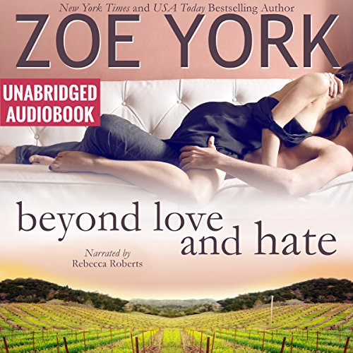 Beyond Love and Hate audiobook cover art