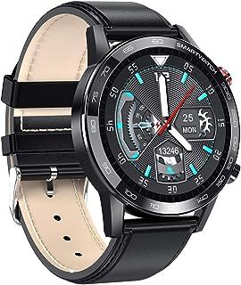 armbanduhr ohne zifferblatt mit pulsmesser für herren