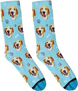 Custom Dog Socks - Put Your Dog on Socks!