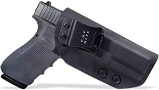 B.B.F Make IWB KYDEX Holster Fit: Glock 20 21 | Retired Navy Owned Company | Inside Waistband | Adjustable Cant | US KYDEX Made