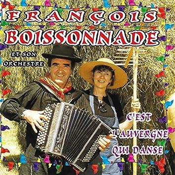 C'est l'Auvergne qui danse
