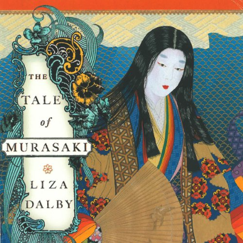 The Tale of Murasaki audiobook cover art