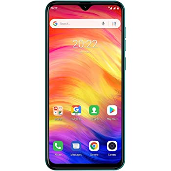 Ulefone Note 7 Android 9.0 Teléfono Móvil Libre, Water-Drop 6.1 ...