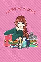Caderno de Boneca O Melhor Ano de Sempre | Regresso as Aulas | Caderno Escola Primaria Para Aluna: Caderno Para Estudantes...