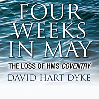 Four Weeks in May cover art