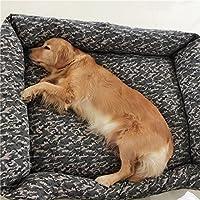 大型犬 ペットベッド 犬ベッド Lサイズ XLサイズ ペットソファー オシャレ 迷彩柄 全体取り外し可 クッション付き 綿質ズック 厚くする 耐噛み 健康無味 フンワリ 毛付きにくい 変形しにくい 大きいサイズ