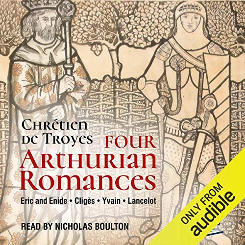 Four Arthurian Romances cover art