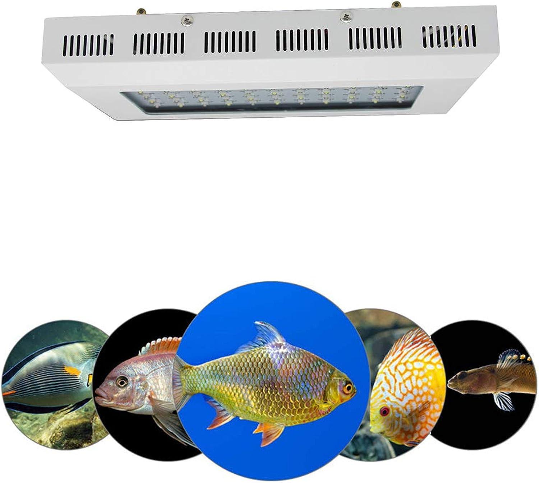 165W LED Aquarium Light,Super Bright Freshwater Aquariums Plant Lamp,Fits Coral Fish Plant Saltwater Aquariums,Full Spectrum Fish Tank Coral Reef Water Grass Lights