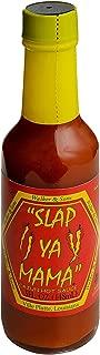 Slap Ya Mama All Natural Louisiana Style Hot Sauce, Cajun Hot Flavor, 5 Ounce