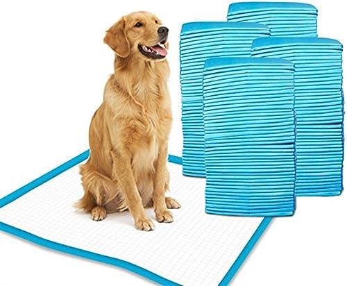 distribución global HVTKL Almohadilla de orina de de de Perro 50 PCS Superficie de Secado rápido superabsorbente para Mascotas Suministros  ventas en linea