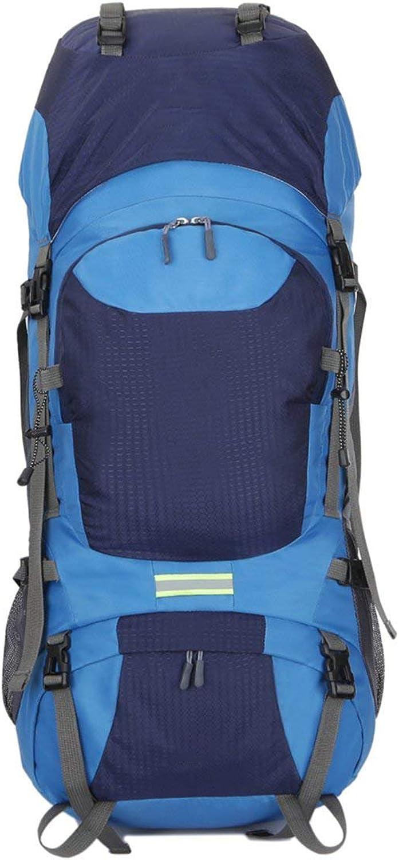 JIE KE Grenzüberschreitendes 60L-Bergsteigertasche mit großem Fassungsvermögen Fassungsvermögen Fassungsvermögen Wandern Hochleistungsrucksack Sport-Outdoorrucksack B07KPCWRSF  Luxus 056574